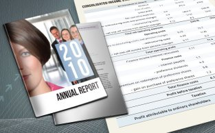 Multicolor Annual Report