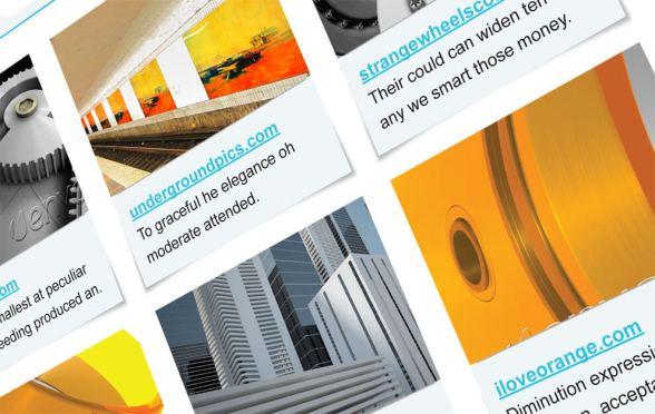 Portfolio Interactive Resume Closeup Preview