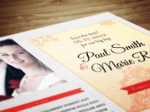 Wedding Photobook Closeup Preview
