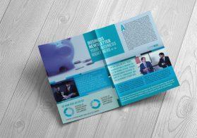investment newsletter side