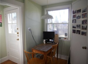 older colonial in millburn_kitchen_before staging