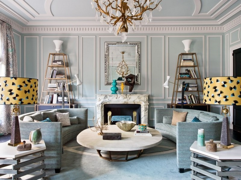 TOP 10 Best Interior Design Projects By Jean Louis Deniot 6 TOP 10 Best Interior Design Projects