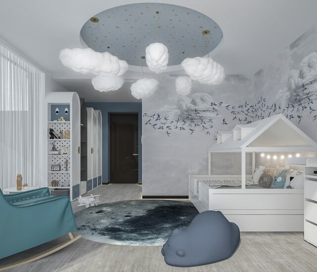Kids Room Ideas By 2deco Studio