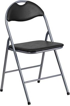 FLASH FURNITURE HERCULES SERIES METAL FOLDING CHAIR