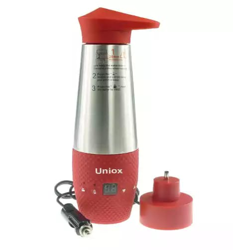 Uniox Car Cigarette Lighter DC12V Electric Kettle
