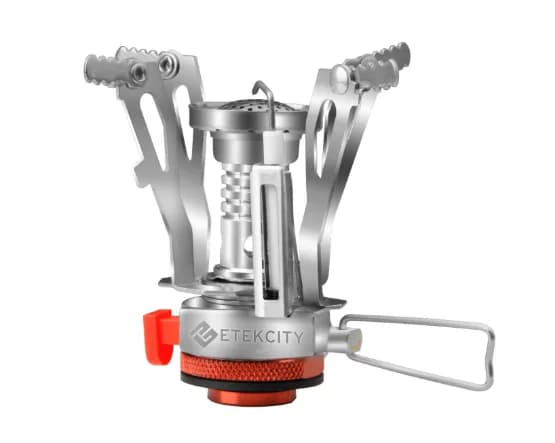 Etekcity Ultralight portable outdoor backpacking camping stove