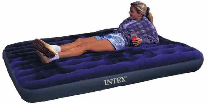 Intex Classic Downy Airbed