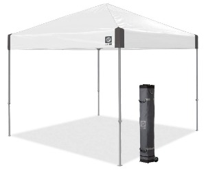 E-Z UP Instant Shelter the Best Canopy for craft shows