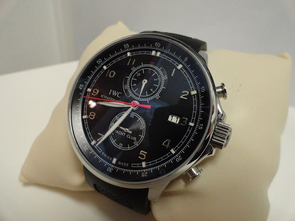 IWC Replica Photo And Video Review Portuguese Yacht Club