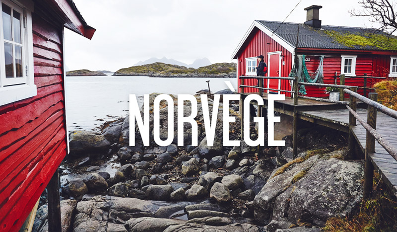 Norvege blog voyage