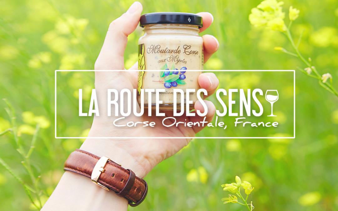 La Route Des Sens En Corse