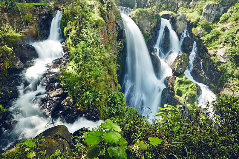 cascade de Quetzalapa