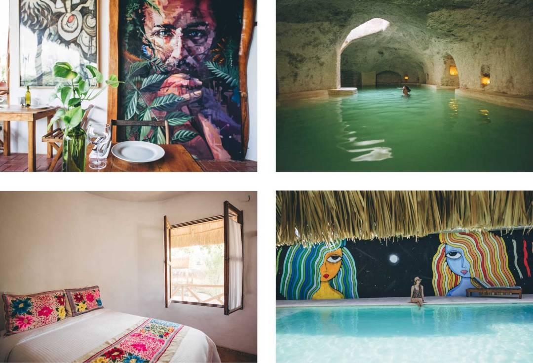 Boutique Hotel Zentik Project, Valladolid, Yucatan