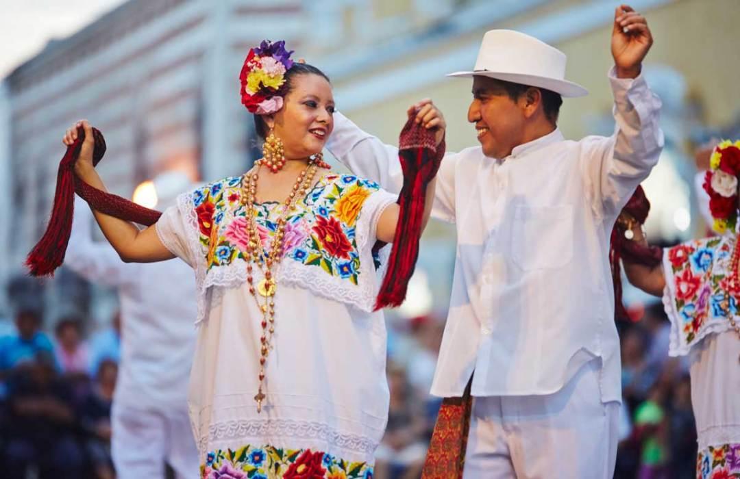 Merida-Danse-traditionelle