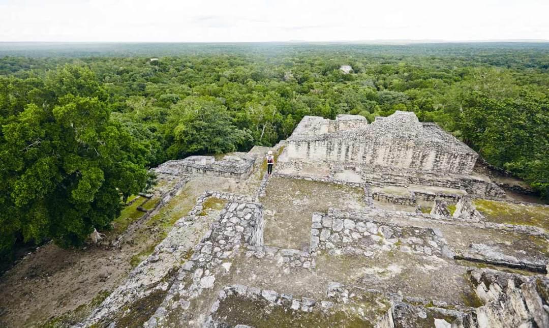 Ruines-Calakmul