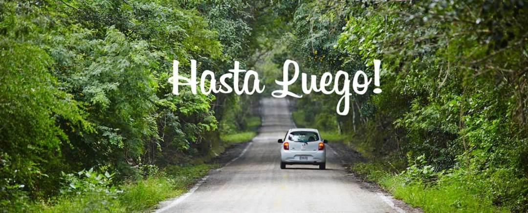 road-trip peninsule yucatan mexique