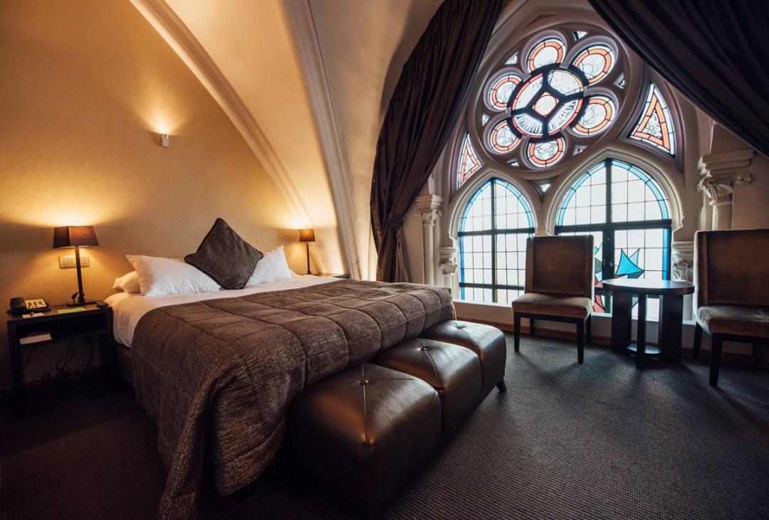 Dormir dans une eglise en belgique