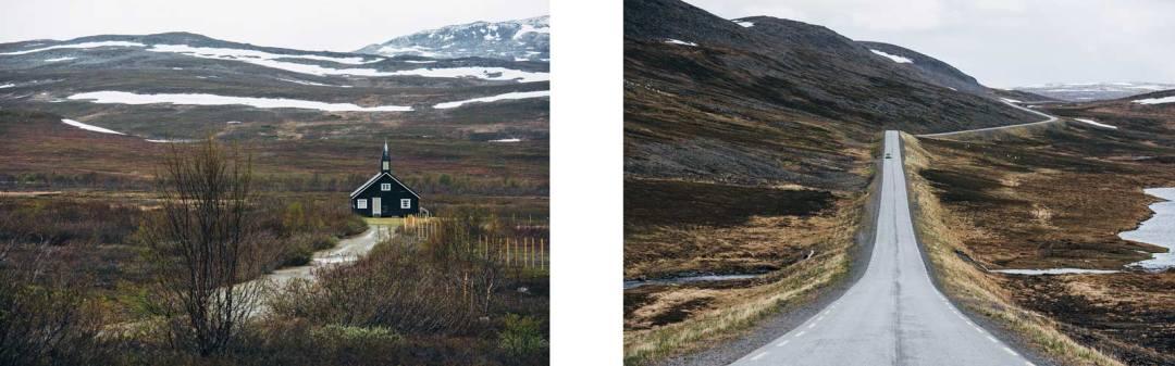 Paysages Norvege du Nord
