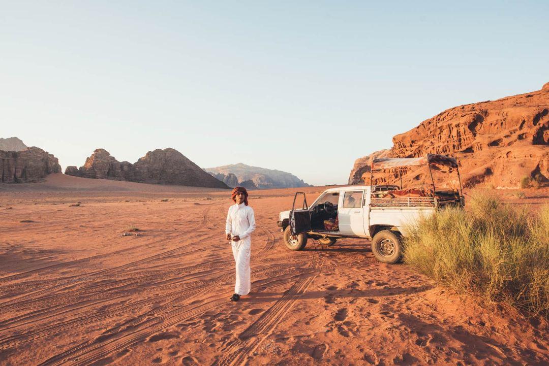 rencontre bedouins jordanie