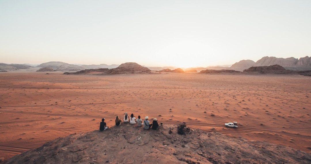 que voir en jordanie