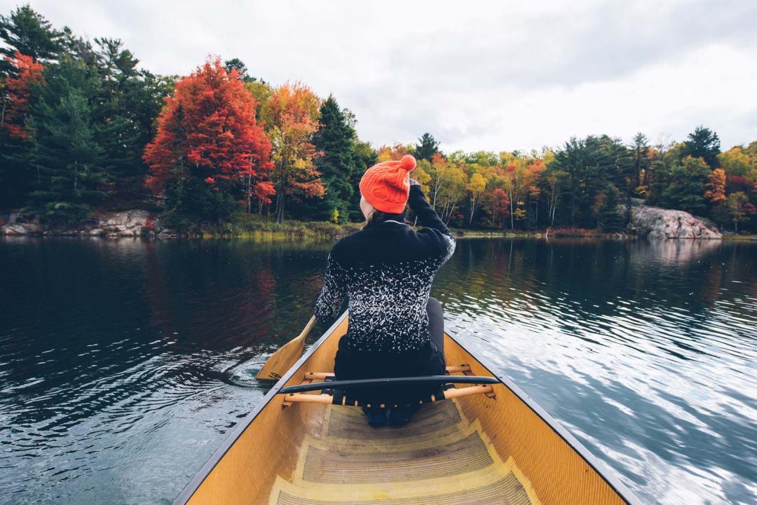 ou louer un canoe a killarney