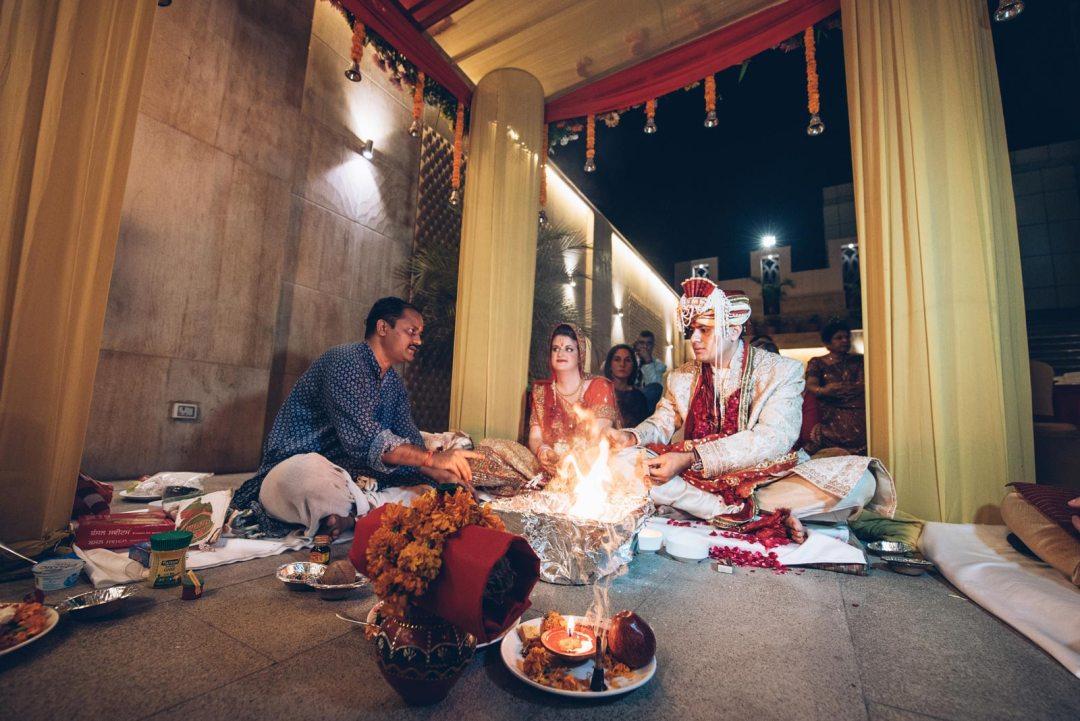 Mariage en Inde