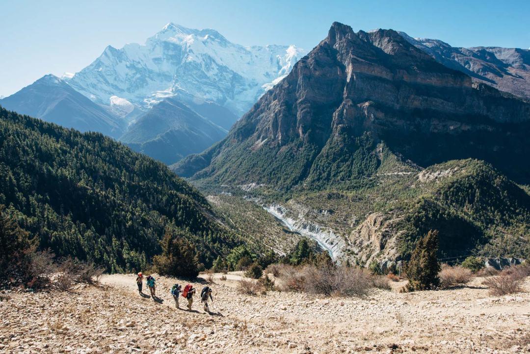 quel trek choisir au népal