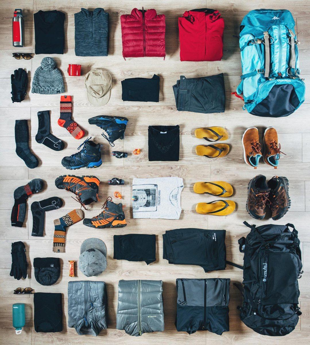 comment s'habiller pour un trek au Népal