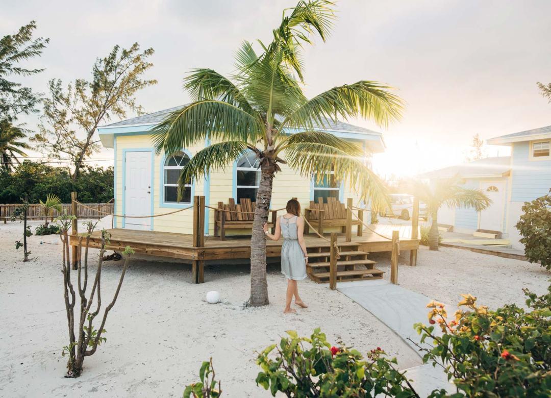 Hotel Paradise Bay, Great Exuma, Bahamas