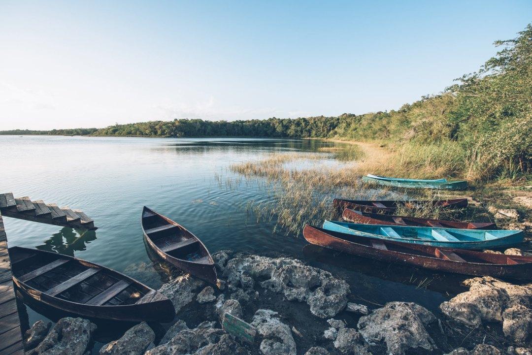 Comme un air de Canada au Mexique, Punta Laguna