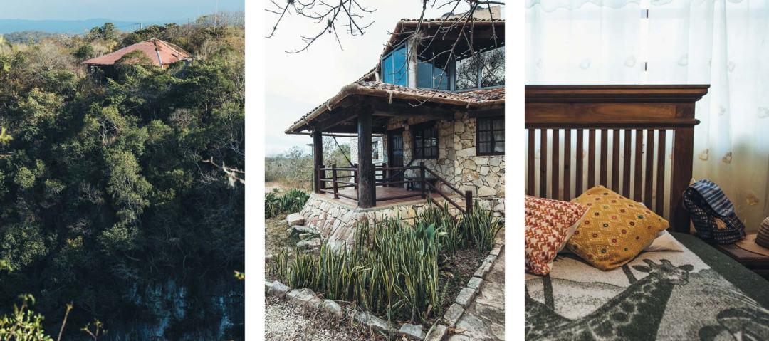 Eco-Lodge, Sima de las Cotorras, Chiapas