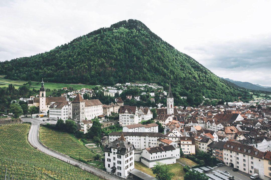 Coire, la plus ancienne ville de Suisse