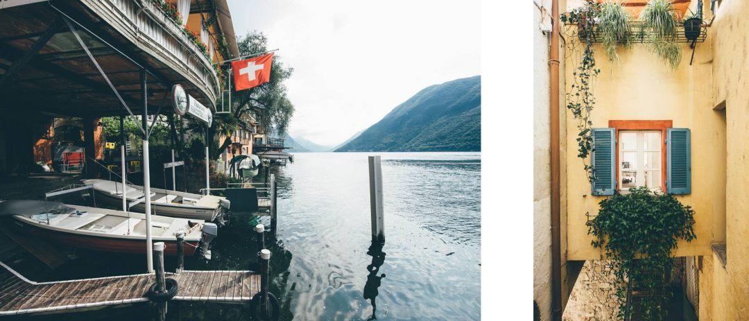Gandria, Suisse