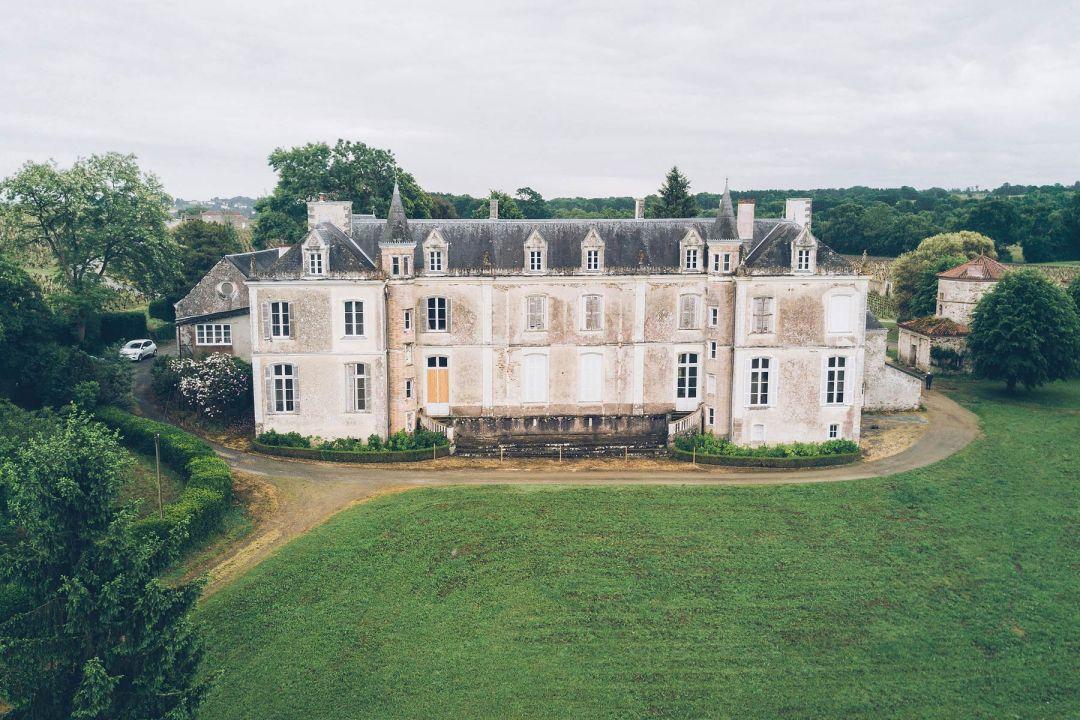 Château du Coing, proche de Nantes