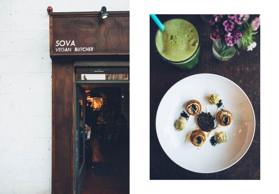Sova Vegan Butcher, Dublin, Notre avis sur le Blog