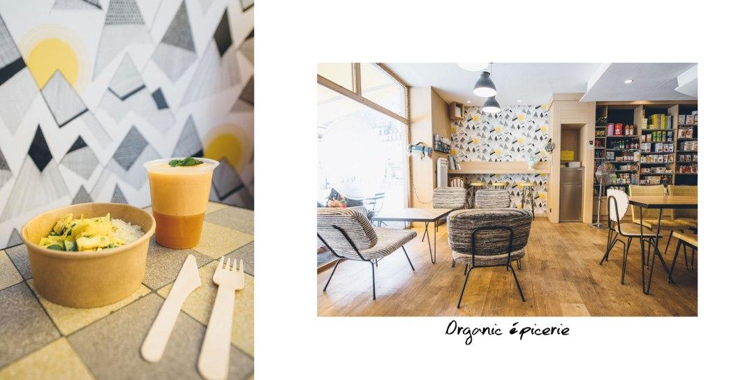Où manger bio à Chamonix? : L'Organic épicerie