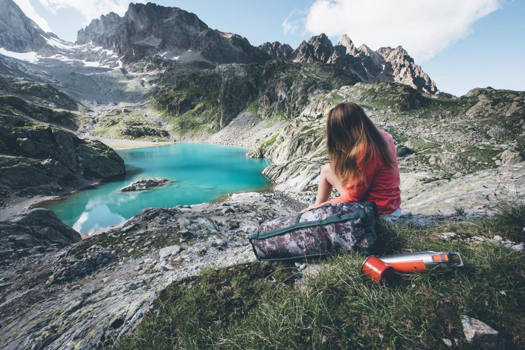 Le Lac Blanc, Chamonix