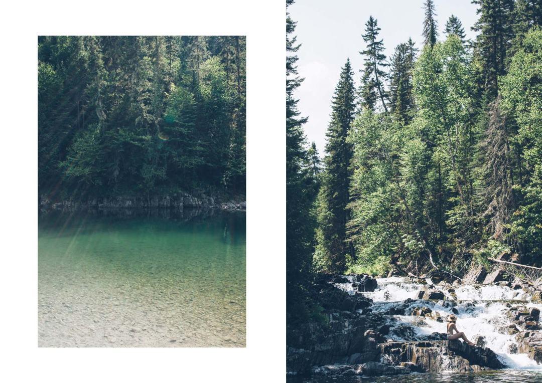 Falls Brook, Canada