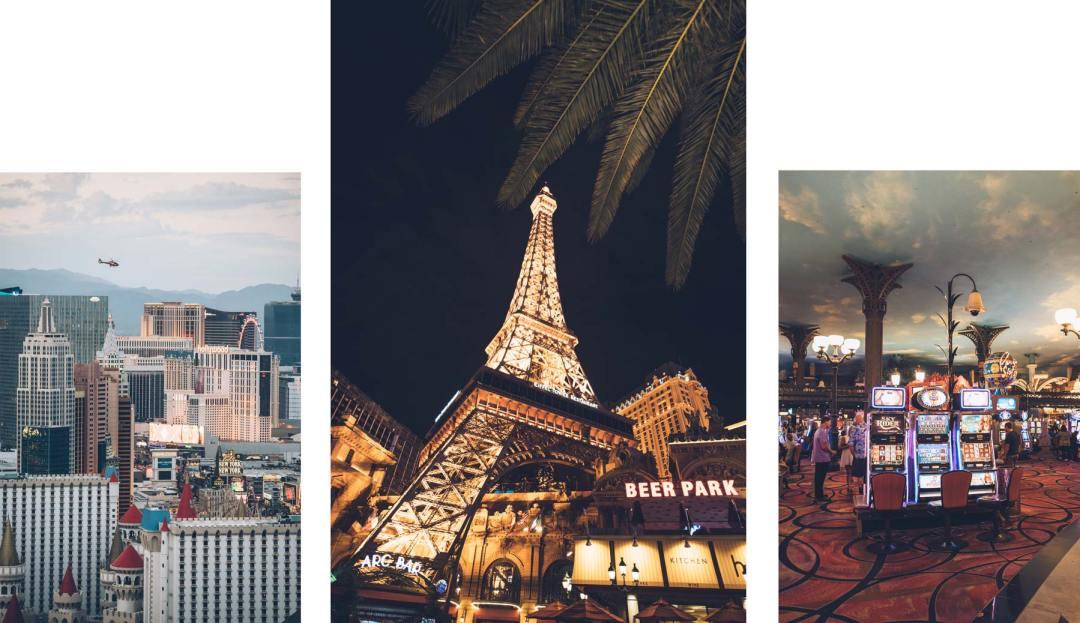 Las Vegas, Road-Trip USA