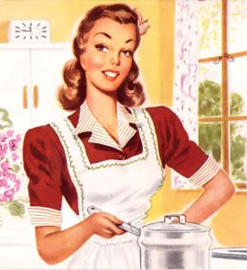 Best Jobs For Moms: Housewife