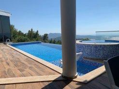Villa Hilal uzumlu kalkan turkey with private pool