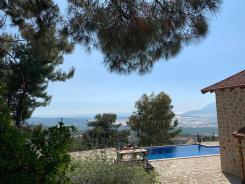 best kalkan villas nature villa