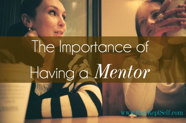 mentorship best kept self