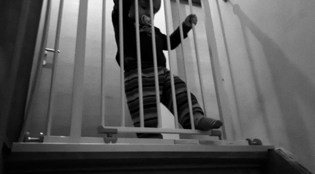 mijn kind is van de trap gevallen