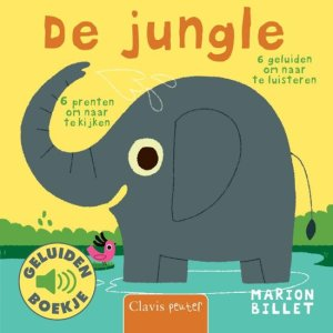 geluidenboekje Jungle dieren