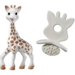 Set Girafa Sophie si Figurina din Cauciuc So Pure - Jucarii Bebe ...