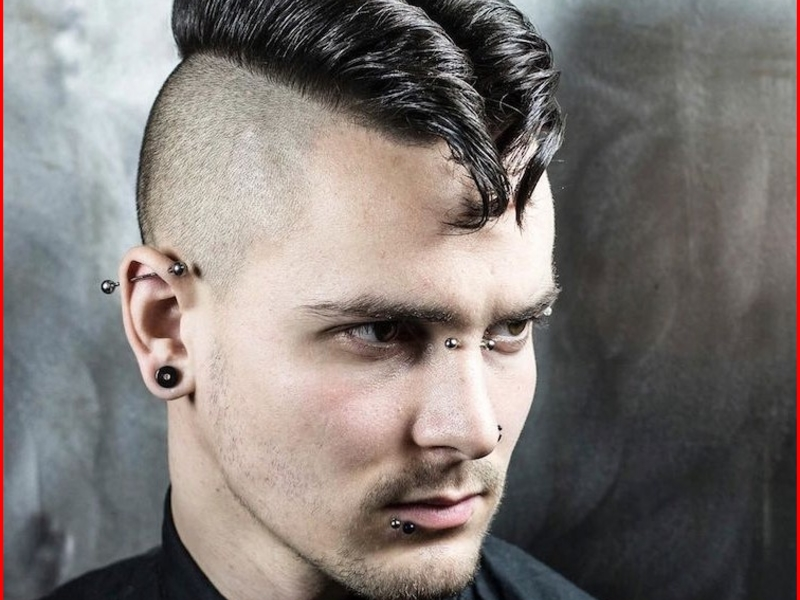 Cool Teenage Male Haircuts Hairstyles For Boys