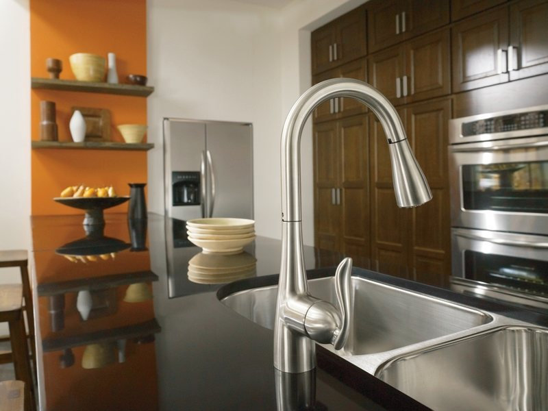 14 types of kitchen faucets you should