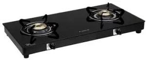 Elica Vetro gas stove 2 burner