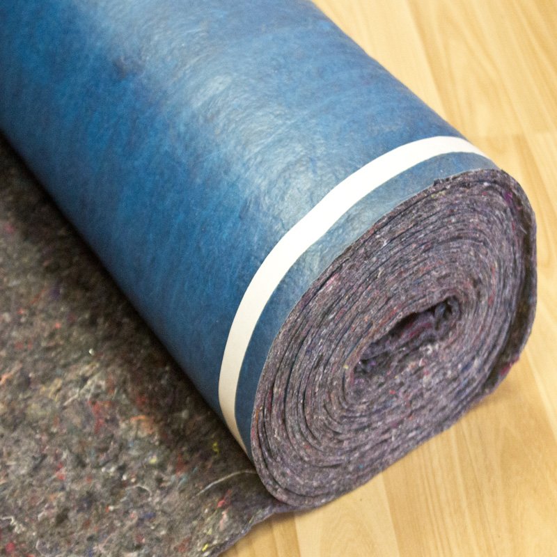 Installing Laminate Flooring Underlayment